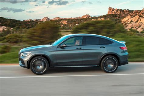 Is amg's rapid glc 63 suv the answer to your prayers, or to a question nobody's asking? 2021 Mercedes-Benz AMG GLC 43 Coupe Price, Review, Ratings and Pictures | CarIndigo.com
