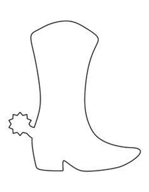 boot template 25 best ideas about cowboy boot crafts on cowboy hat crafts cowboy crafts and