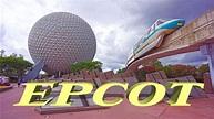 Epcot - Orlando 4K - YouTube