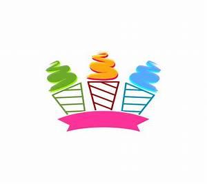 Vector colour ice cream logo download   Vector Logos Free ...