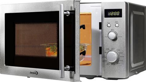 mikrowelle 20 l hanseatic premium line mikrowelle mit grillfunktion 20 liter garraum 800 watt 7