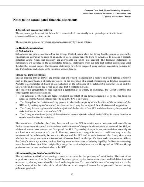 guaranty trust bank financial report