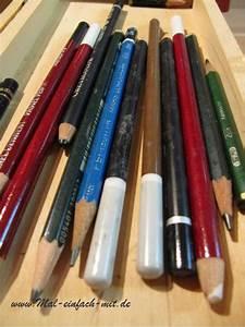 Bleistifte Zum Zeichnen : material zum zeichnen und malen mal einfach mit ~ Frokenaadalensverden.com Haus und Dekorationen