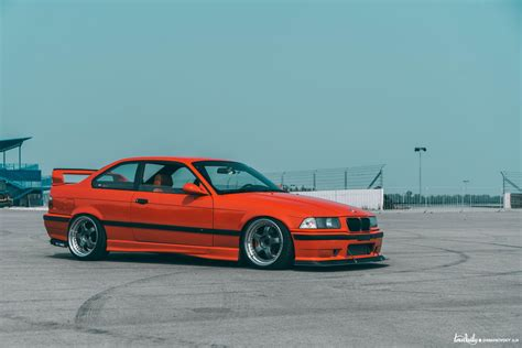 Bmw E36 Coupe Gte [lowdaily]