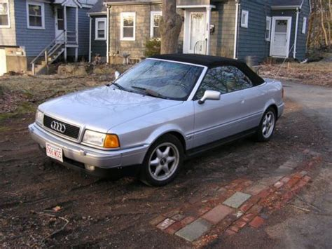 how to sell used cars 1997 audi cabriolet instrument cluster find used beautiful 1997 audi cabriolet convertible in wakefield massachusetts united states