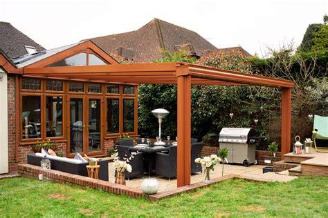 reasons  glass veranda    garden canopy