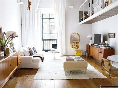 scandinavian duplex interior design  madrid