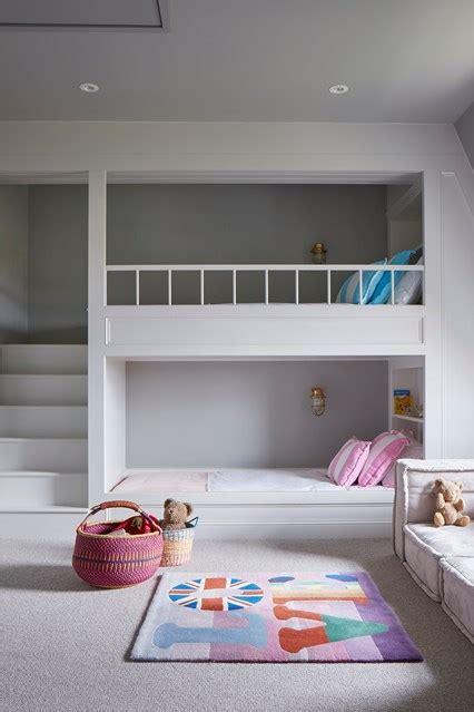bedroom ideas for toddlers built in bunk beds kids bedroom ideas houseandgarden co uk