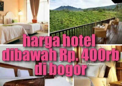 Hotel Dan Penginapan Murah Di Bogor