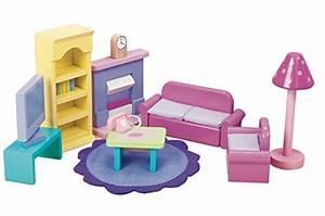 Le Toy Van Dollhouse Furniture Accessories Sugar Plum