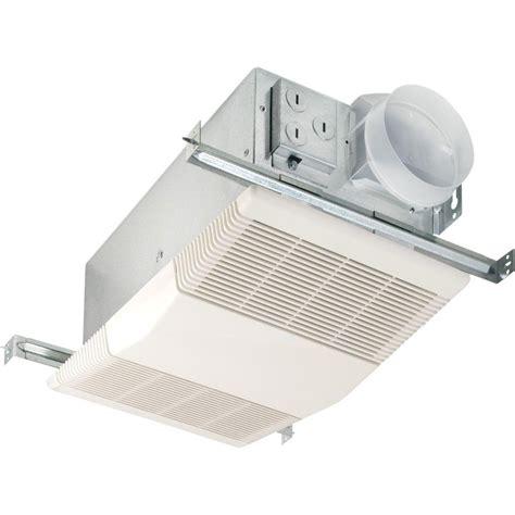 nutone heat  vent  cfm ceiling exhaust fan