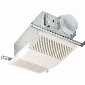 Nutone heat a vent cfm ceiling exhaust fan with