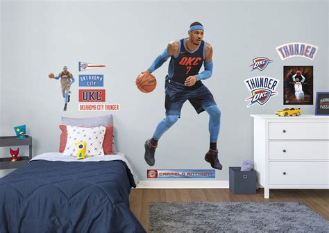 Statement Jersey Fathead Wall