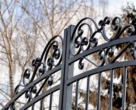 wrought iron gates   style  home atrium wrought iron