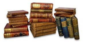 antique cloth books per yard