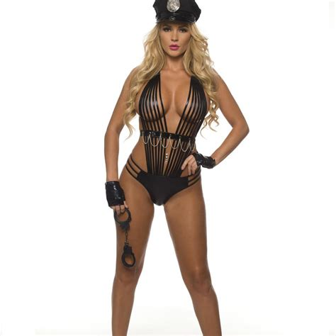 Sexy Halloween Lingerie And Naughty Halloween Costumes