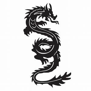Drachen Schwarz Weiß : sticker art ~ Orissabook.com Haus und Dekorationen