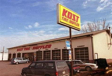 Kost Tire To Pay 5,000 Penalty For Charging Phony