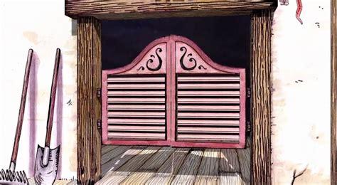 bilbary saloon doors youtube
