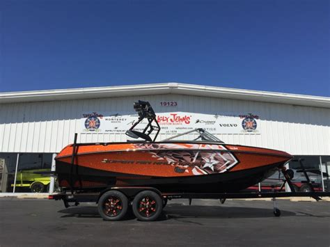 Ugly Johns Boats by 2015 Nautique Boats Super Air Nautique G23 For Sale In