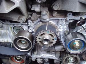 Timing Belt And Water Pump Replacement Subaru Wrx  Sti