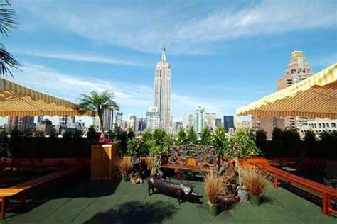 les meilleures terrasses de  york chronyc