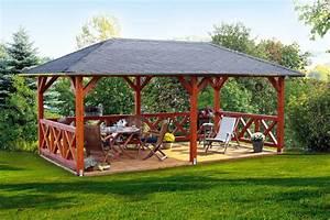 Stabiler Pavillon Wetterfest : altana dzia kowa orlean 2500 x 5000 z monta em ~ Eleganceandgraceweddings.com Haus und Dekorationen