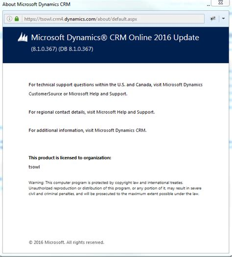 unable  add sample data  crm   update