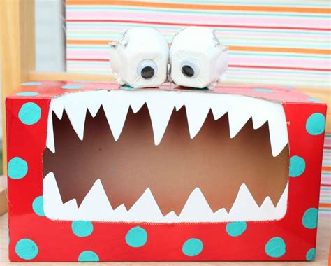 silly monster valentine box allfreeholidaycraftscom