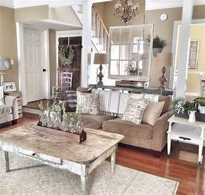 Rustic, Chic, Decor, Living, Room, Luxury, Chic, Details, For, Cozy