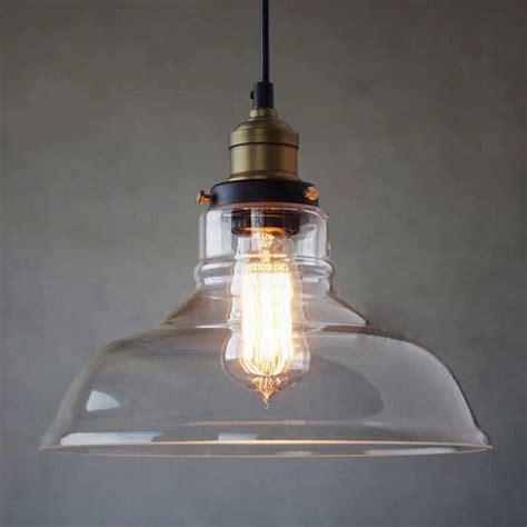 Pendant Sconce Lighting - glass ceiling light vintage chandelier pendant edison l