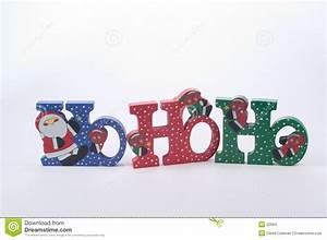 ho ho ho stock photo image of saint santa letter With ho ho ho metal letters