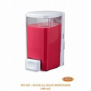 Manual Soap Dispenser  400ml