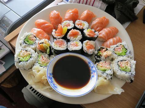 cuisine sushi sushi the reinvigorated programmer