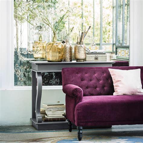 chambre aubergine succombez au violet