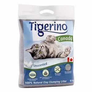 Litiere Chat Sans Odeur : liti re pour chat tigerino canada sans parfum ~ Premium-room.com Idées de Décoration