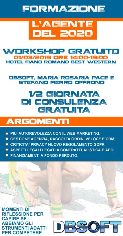 Di Commercio Lazio Agenti Di Commercio Lazio Workshop Gratuito Su Come