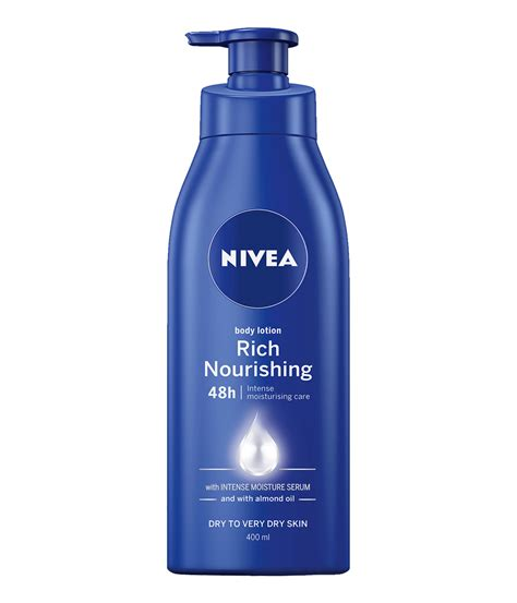 Rich Nourishing Body Lotion For Dry Skin - Nivea