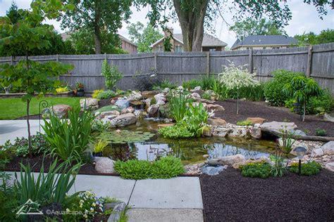 Backyard Pond Kits - diy backyard pond kits albert montano sand and gravel