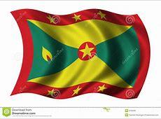 Flag Of Grenada Stock Photo Image 2162200