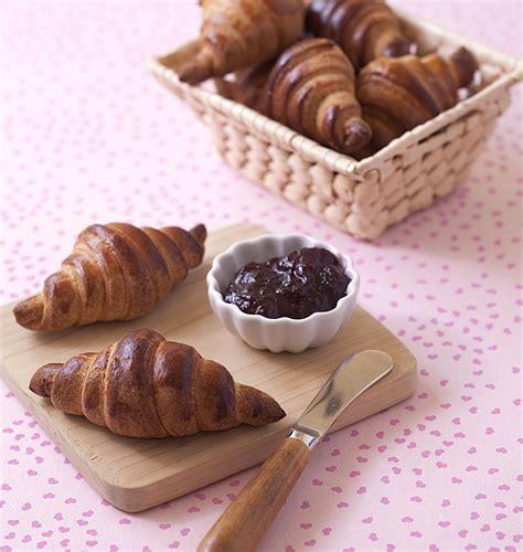 recette croissant avec pate feuillete croissants maison p 226 te feuillet 233 e lev 233 e rapide les meilleures recettes de cuisine d 212 d 233 lices
