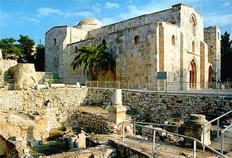 Church of St. Anne and Pool of Bethesda, Jerusalem