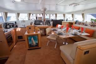lagoon 500 european yacht transfer - Home Interior For Sale