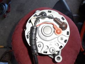 79 F150 How To Hook-up Alternator  Main Pwr  Orange  White Black Tip