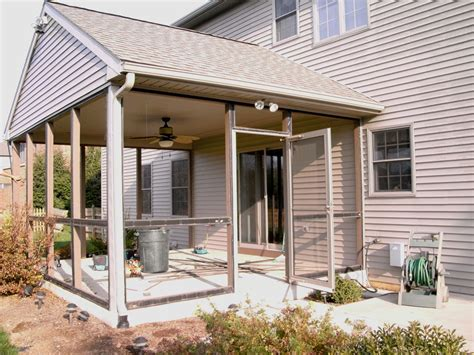 Adding Screened In Porch On Deck