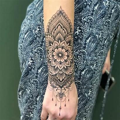 Mandala Tattoo Magic Feel Alphabet Give Know