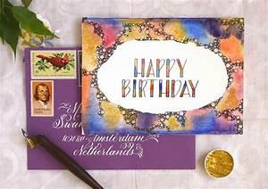 Ausgefallene Geburtstagskarten Selber Basteln : 1001 ideen wie sie eine geburtstagskarte basteln ~ Frokenaadalensverden.com Haus und Dekorationen