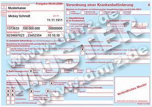 Abrechnung Physiotherapie Krankenkasse : der transportschein ihr reisel we ~ Themetempest.com Abrechnung