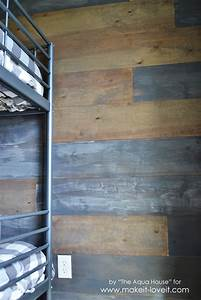 how to make a faux barn wood wall make it and love it With barn wood buyers near me