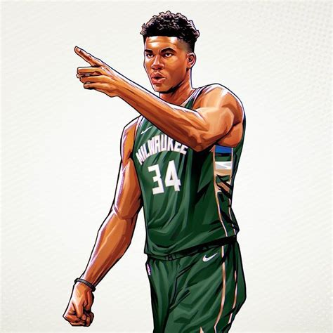 Instagram 上的 Conrad Javier:「 The Greek Freak gets the job ...